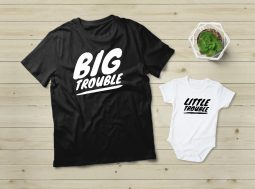 Father and Son – Big Little Trouble