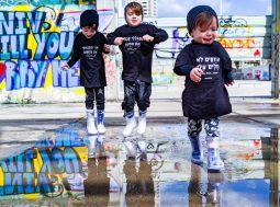 בגדים תואמים למשפחה מתנות לאחים ולאמא – החוקים