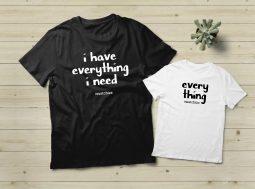 בגדים תואמים Everything I Need
