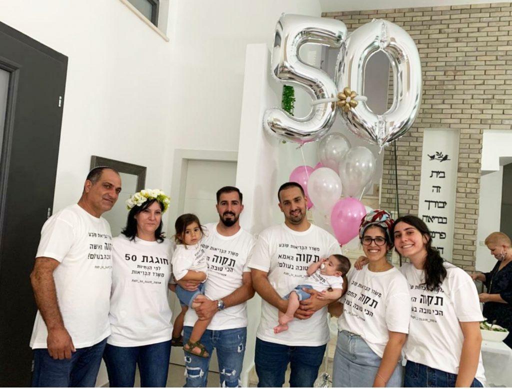 בגדים תואמים למשפחה חולצות עם משפטים מתנה ליום הולדת