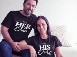 בגדים לזוגות – Her One His Only