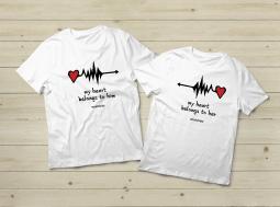 בגדים לזוגות – My Heart Belongs to Her