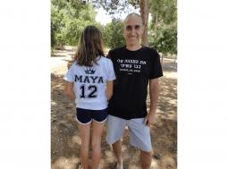 מתנה לבת מצווה – מתנה לאבא ובת